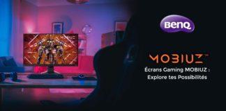 BenQ MOBIUZ EX2710 et EX2510