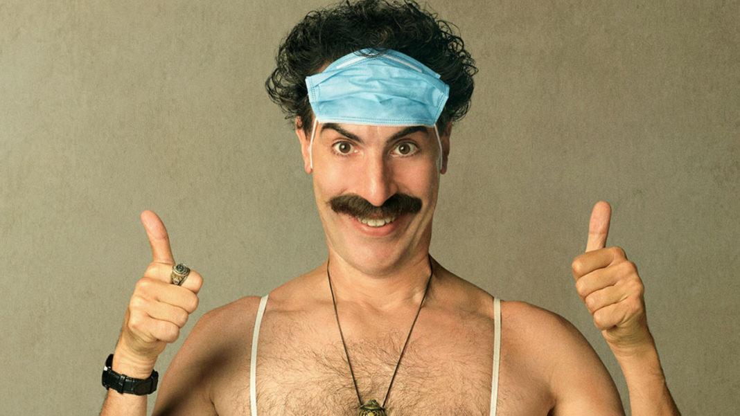 Borat : le Film d'Après