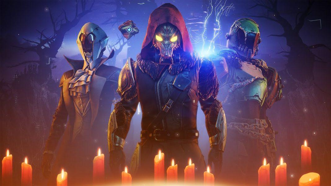 Destiny 2 - Saison de l'Arrivée - Fête des âmes perdues