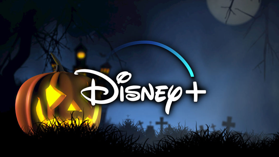 Disney+ Disney Plus Halloween