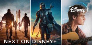 Disney Plus USA October 2020
