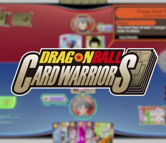 Dragon Ball Card Warriors