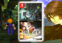Final Fantasy VII & Final Fantasy VIII Nintendo Switch