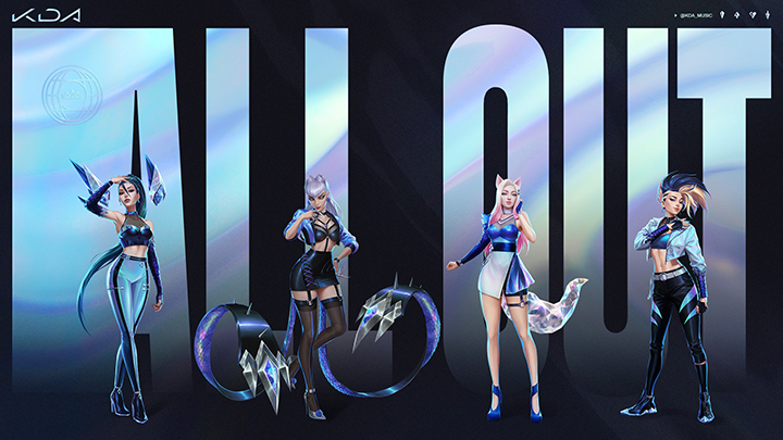 K/DA Riot Games