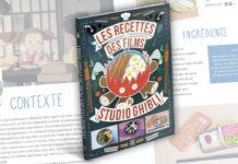 Les recettes des films du Studio Ghibli Ynnis éditions