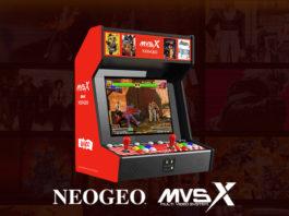 MVS-X SNK