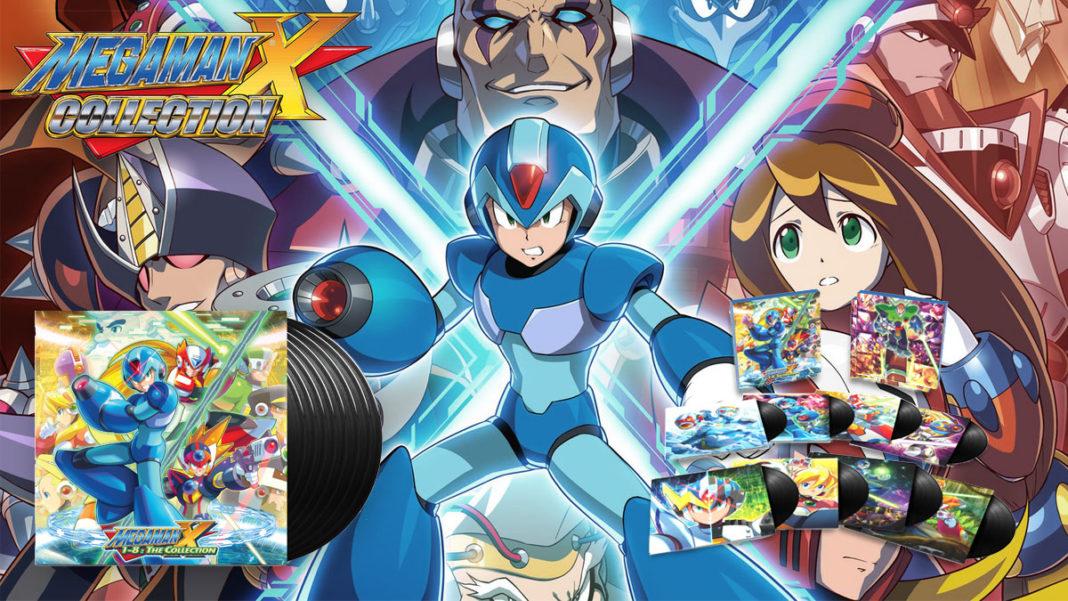 Mega Man X 1-8 The Collection 01