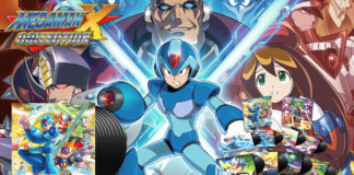 Mega Man X 1-8 The Collection 01