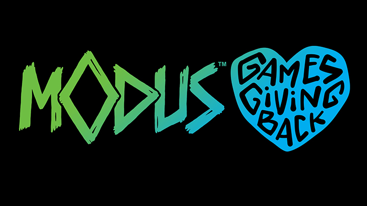 Modus Games Games Giving Back