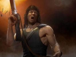 Mortal Kombat 11 Ultimate Rambo