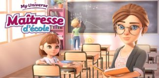 My Universe – Maîtresse d'école