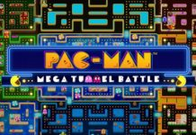 PAC-MAN Mega Tunnel Battle