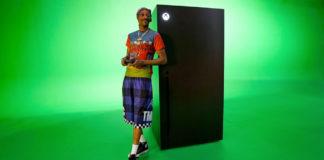 Snoop Dogg Xbox Series X Fridge 01