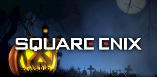 Square Enix Halloween