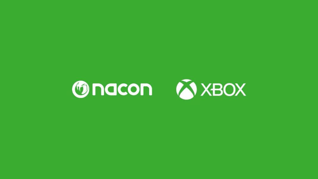 Xbox X Nacon