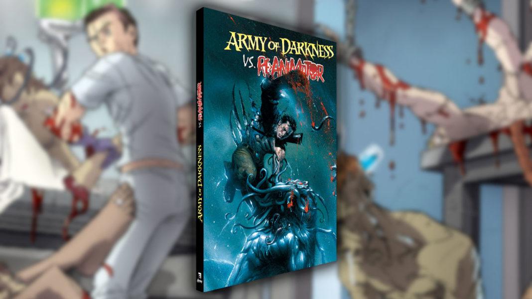 Army of Darkness VS Reanimator