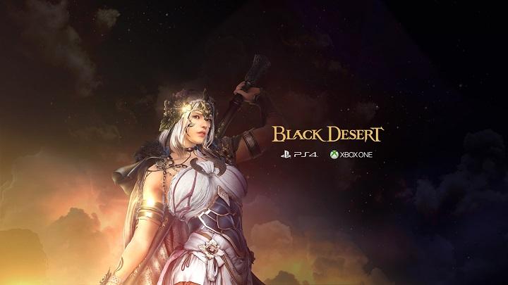 Black Desert console