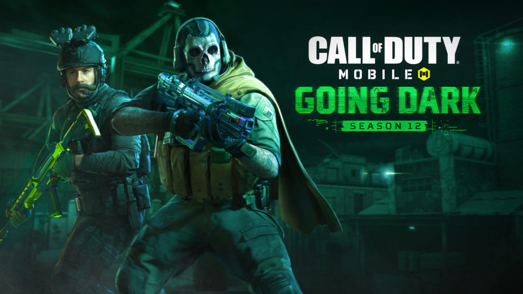 Call of Duty : Mobile Saison 12 - Going Dark
