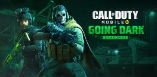 Call of Duty : Mobile Saison 12 - Going Dark