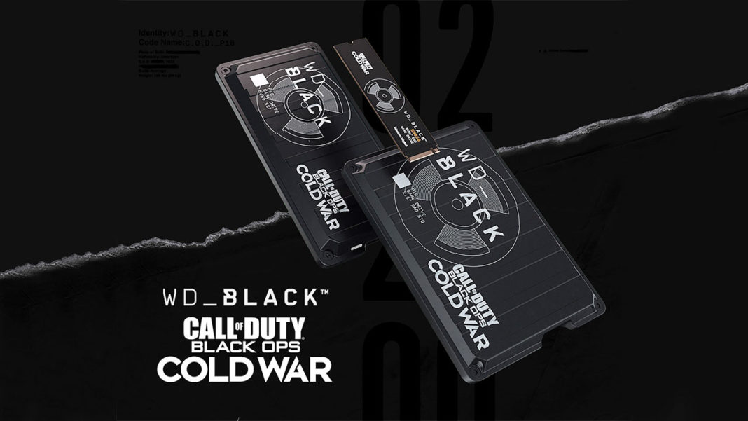Call of Duty_WD_BLACK Western Digital