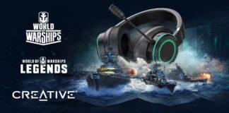 Creative X World of Warships