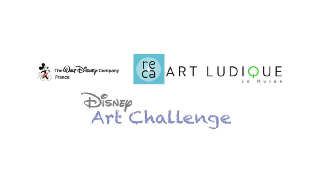 Disney Art Challenge