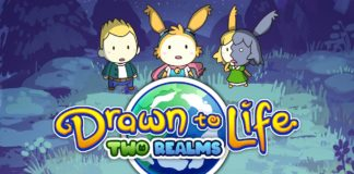 Drawn to Life : Two Realms