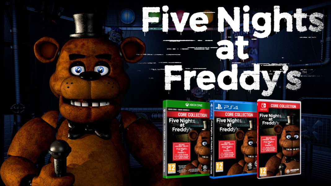 Five-Nights-At-Freddy's-Help-Wanted-et-Core-Collection