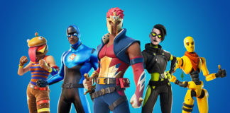 Fortnite Xbox Series X | S et PS5