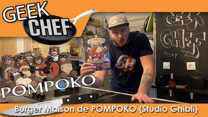Geek Chef - Les recettes des films du Studio Ghibli