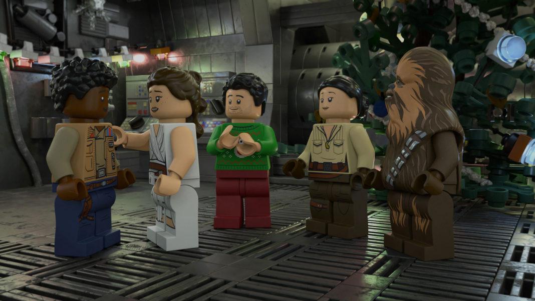 LEGO Star Wars Joyeuses Fêtes