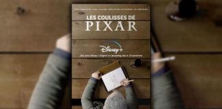 Les Coulisses de Pixar