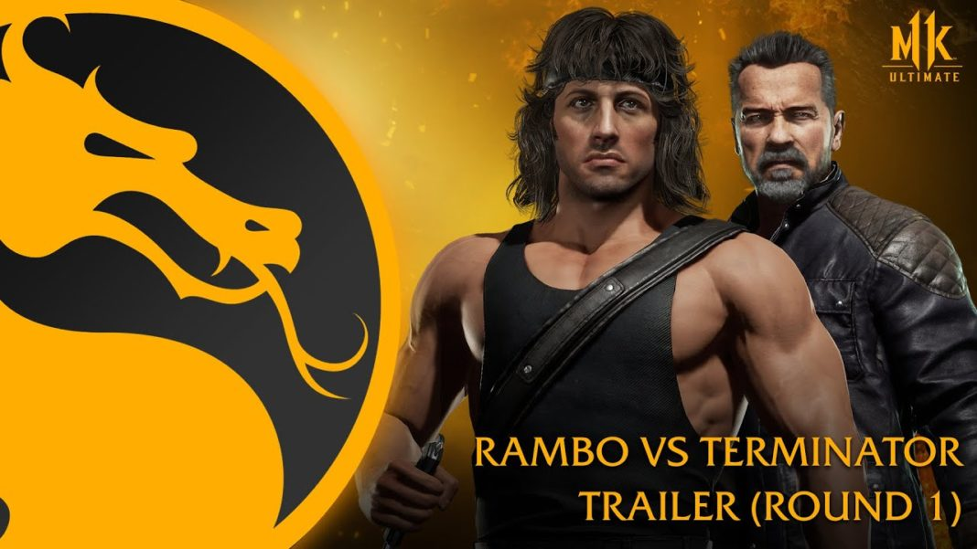 Mortal Kombat 11 Ultimate - Rambo X Terminator