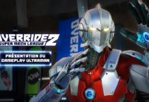 Override 2 - Super Mech League – Ultraman