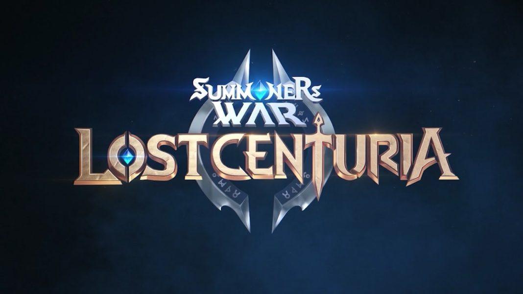 Summoners War: Lost Centuria 01