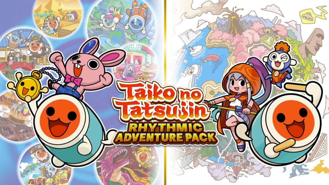 Taiko-No-Tatsujin--Rhythmic-Adventure-Pack