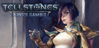Tellstones: King's Gambit 01