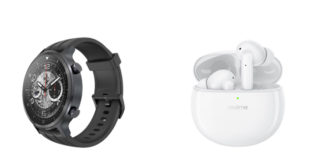 realme Watch S et les Air Buds Pro