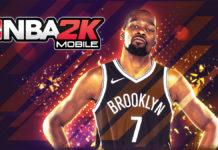 2K NBA 2K Mobile_Saison 3 (Key art)