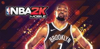 2K NBA 2K Mobile_Saison 3 (Key art)