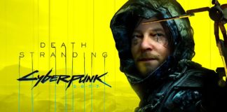Death Stranding x Cyberpunk 2077
