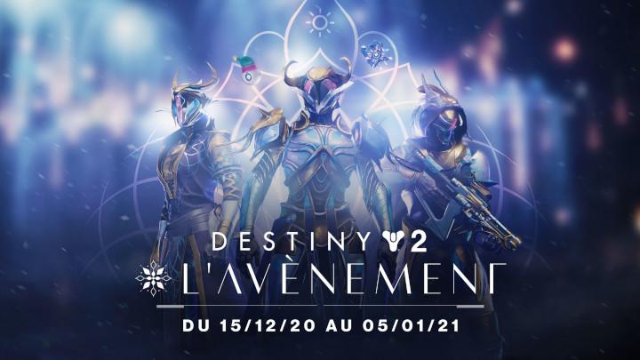 Destiny 2 L'Avènement 01