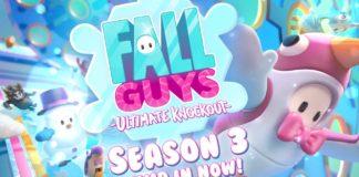 Fall Guys : Ultimate Knockout Season 3