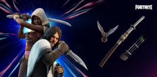 Fortnite X Daryl Dixon et Michonne de The Walking Dead