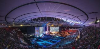 League of LEgends 2020 Worlds Finals