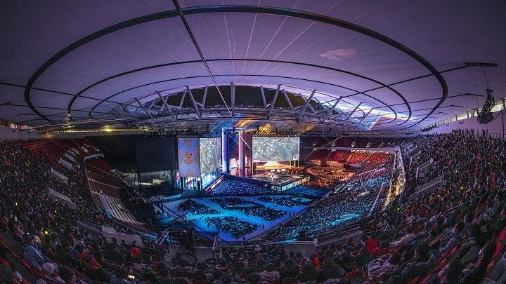 League of LEgends 2020 Worlds Finals