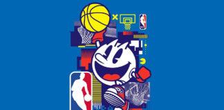 NBA X Pac-Man