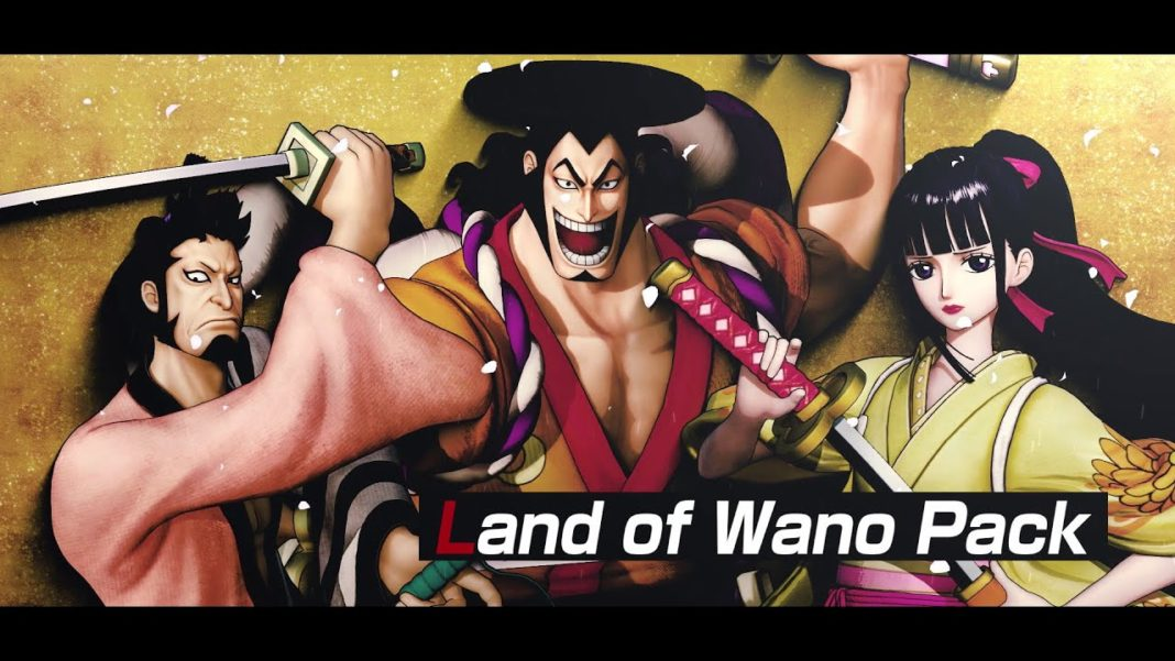 ONE PIECE Pirate Warriors 4 - Character Pack 3