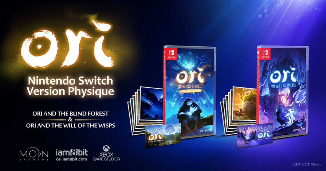 Ori And The Blind Forest - Ori And The Will Of The Wisps