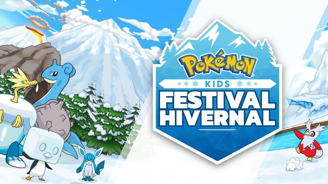 Pokémon Kids : Festival hivernal